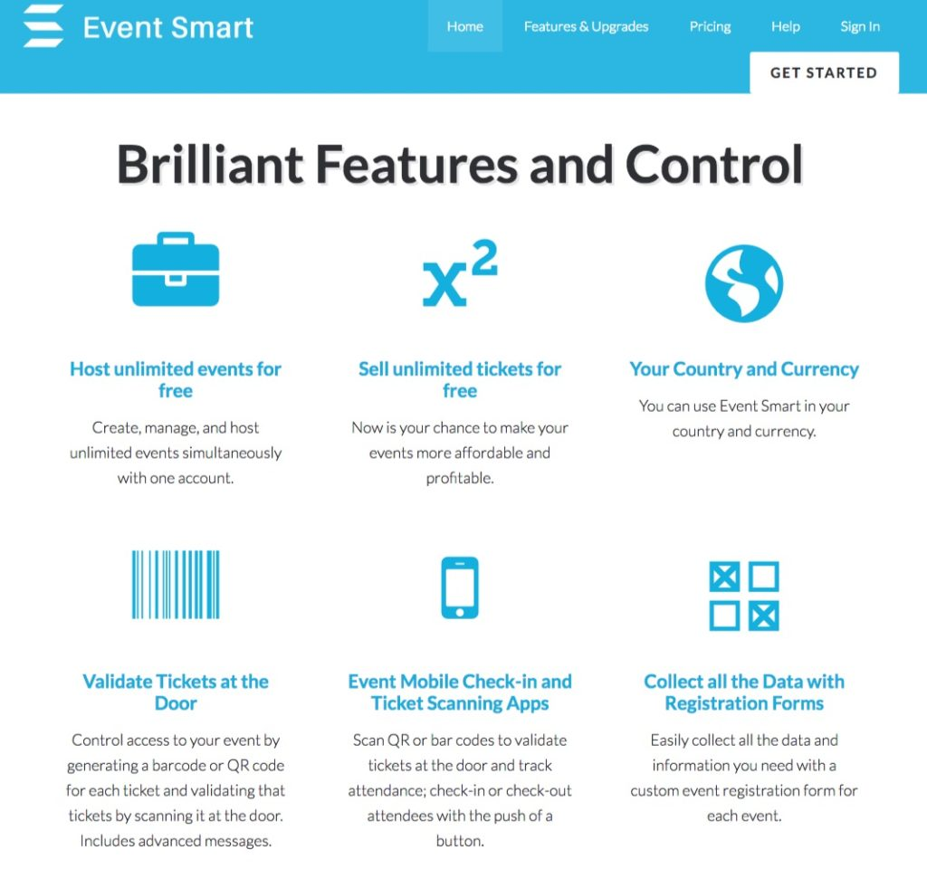 Did you know? The Event Smart Ticketing Platform is Powered by WordPress