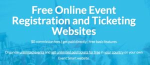 Event Smart – A Free Registration & Ticketing Platform Powered by WordPress