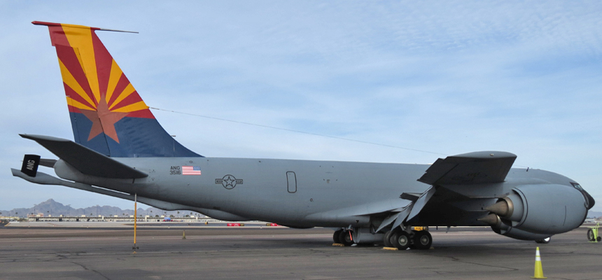 Arizona Air National Guard - KC-135