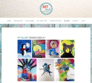 Art Nook - Arts & Classes