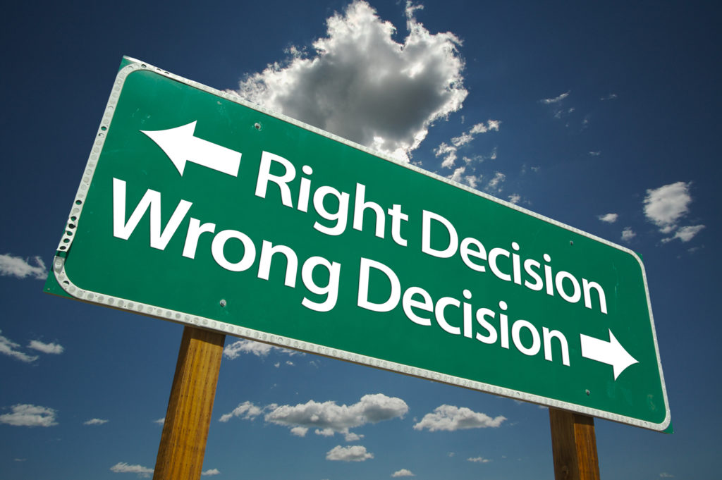 5 Step Framework to Guide Decisions
