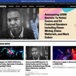 SXSW Home Page